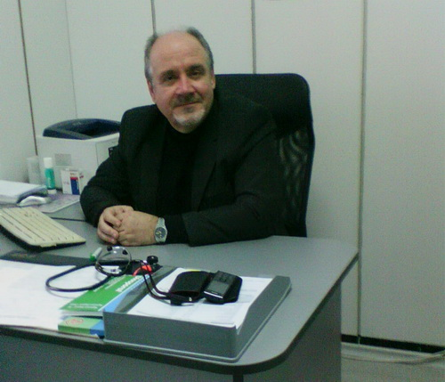 За мен д-р Чавдаров